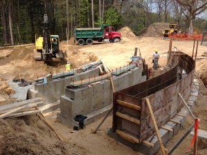 concrete commercial amherst