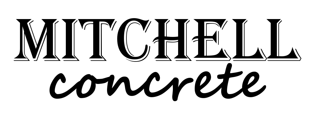 mitchell concrete contractor